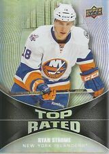 Ryan Strome #TR-17 - 2016-17 Overtime - Top Rated