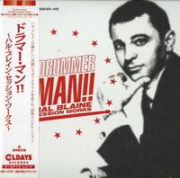 V.A.-DRUMMER MAN!! -HAL BLAINE SESSION WORKS--JAPAN 2 MINI LP CD C94