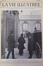JOURNAL LA VIE ILLUSTREE N° 181 de 1902 WALDECK ROUSSEAU TRANSVAAL TRANSCAUCASIE