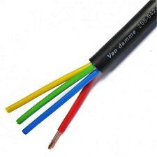 Van Damme Black Series MULTICORE Tour / Concert Grade Speaker Cable 4 X 2.5mm