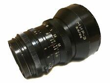 Wide angle MIR-3  f3.5 65mm lens Medium Format cameras Kiev Salut  Hasselblad