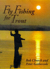 Very Good, FLY FISHING FOR TROUT., , Book