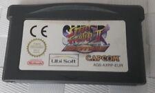 Super Street Fighter II Revival (Game Boy Advance)