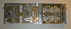 200 Watt Verstärker UHF TV Fernsehsender 70 cm Band mit 2 x BLF861 A+2x MRF9060