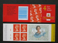 HB11 QUEEN'S 70th B.Day Booklet Cyl W37 W45 W48