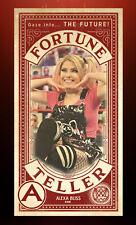 Topps SLAM Antique Fortune Teller Alexa Bliss