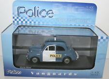 VANGUARDS 1/43 VA05805 MORRIS MINOR MET POLICE 175th