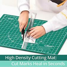 New Cutting Mat Double-Sided Self-healing Protective Table Mat Knife Board  * A4