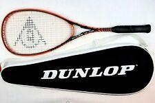Dunlop Pulse G-40 M Fil Acs X-Life 1.25 Mm 1 Hh Squash Tennis Racket With Case