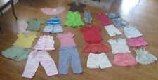 Huge Clothing Lot Designer Name Brand Girls 7 8  Spring Clothes Boutique Clothes