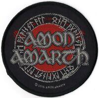 Amon Amarth CR Woven Patch
