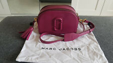 Marc Jacobs Shutter Camera Bag in Wild Berry