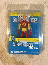 2003 DC Direct Legion of Super-Heroes SUN BOY Action Figure Protective Case