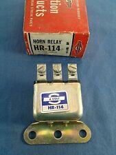Standard HR114 Horn Relay 6v 1929-1966 GM Kaiser Lincoln Nash Studebaker +