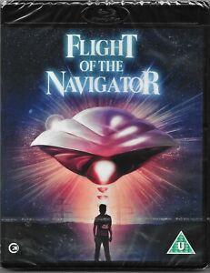 Randal Kleiser's: Flight Of The Navigator Blu-Ray Region B Inc Registered Post