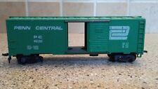 Penn Central #46150 Freight Box Car Train HO Scale ( Free Ship )