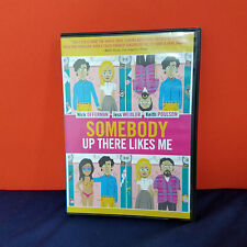 Somebody Up There Likes Me (DVD 2013) Nick Offerman Jess Weixler DVD Ex Library