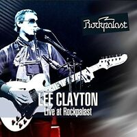 LEE CLAYTON - LIVE AT ROCKPALAST (1980) CD + DVD NEW+
