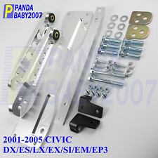 REAR CONTROL ARM SUBFRAME BRACE TIE BAR FOR CIVIC 01-05 DX ES LX EX SI EM EP3 SL
