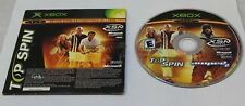 Amped 2/Top Spin (Microsoft Xbox, 2003)