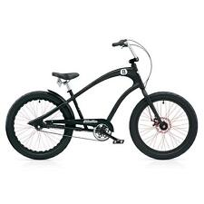 Electra Bicycle Co. Straight 8 3i Disc Fahrrad Black Satin