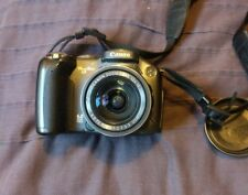 Canon PowerShot S3 IS 6.0MP Digital Camera - Black