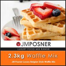 Waffle Mix - 2.3kg Finest Belgium style Mix