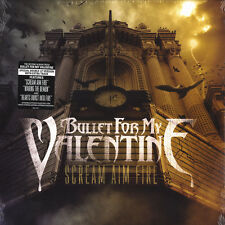 Bullet for My Valentine-Scream Aim Fire VINILE US 2lp