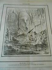 Typo 1890 Circulation rétablie sur l'esplanade des Invalides
