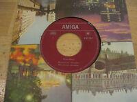 "7"" Single Rote Gitarren Wenn du willst Vinyl AMIGA DDR 4 50 797"
