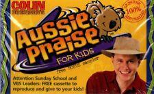 """COLIN BUCHANAN """"AUSSIE PRAISE FOR KIDS"""" CASSETTE SINGLE 2000 gospel light sealed"""