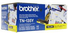 Brother TN-135Y - TONER YELLOW ORIGINALE HL-4050 DCP-9040CN