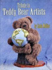 130 ea International Teddy Bear Artists - Biographies Creations  / Illustr. Book
