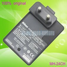 Genuine Original Nikon MH-24 EU Charger For EN-EL14 EN-EL14A D3100 P7000 D5100