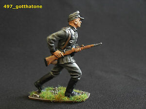 airfix/TSSD/Italeri/CTS 1/32 professionally converted/painted German soldier.
