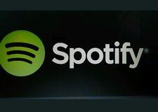 Spotify premium 12 mese garantizado (cuenta personal )