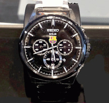 Seiko Solar Spirit FCB Barcelona Mens Watch SBPY049