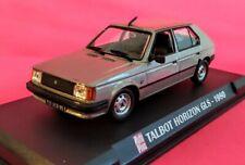 TALBOT HORIZON GLS 1980 1/43 - AUTO PLUS