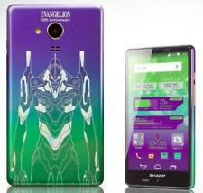 SHARP SH-M02-EVA20 EVANGELION LIMITED EDITION ANDROID SMARTPHONE UNLOCKED JAPAN
