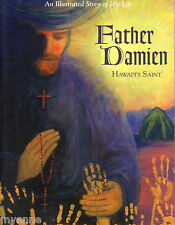 Father Damien Hawaii's Saint (2009, PB) Illustrated History of His Life  Comic