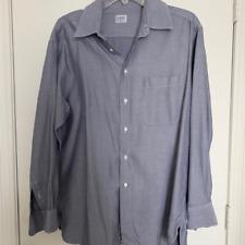 Armani Collezioni Men's Long sleeve Button Shirt