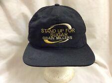 trucker hat baseball cap Stand-Up for Sugar Grain Millers retro vintage rare