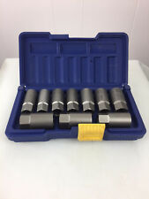 Irwin Hanson Deep Well Thread Chasers - 10pc Complete SAE Set (3094102)