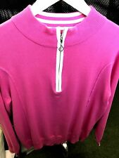GOLF SWEATER - WOMENS -LARGE -SALE-ONLY £24.50-SEE SHOP FOR ITEMS IN THE COLOUR