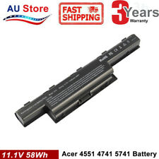Battery for Acer Aspire 4551 4741 5741 5551 5742Z 5750 AS10D31 AS10D51 Notebook