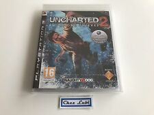 Uncharted 2 Among Thieves - Sony PlayStation PS3 - FR - Neuf Sous Blister