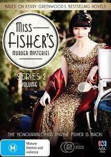Miss Fisher's Murder Mysteries : Series 2 : Part 1 (DVD, 2013, 2-Disc Set) D58