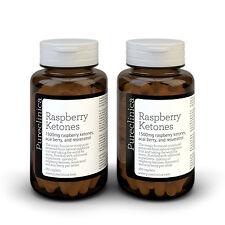 2x Triple strength Raspberry Ketones - 1500mg x 360 pills - w/Resveratrol & Acai