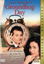 Groundhog Day DVD NEW dvd (CDR14594CE)