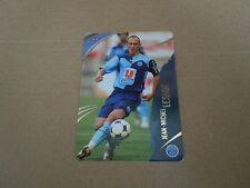 Carte France  Foot 2009 - N°030 - Le Havre - Jean Michel Lesage